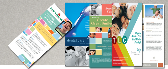 Dental Rackcards