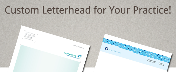 Dental Letterhead
